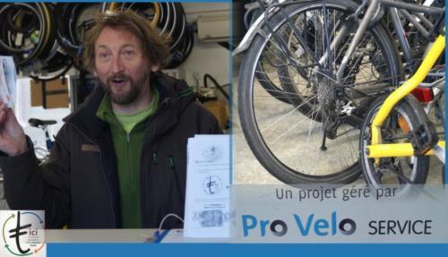 34 Pro velo  Location vélo ballades Gare Ottignies
