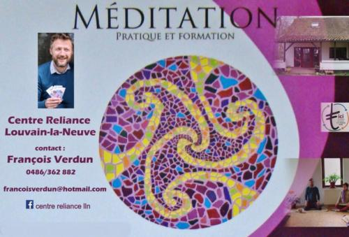 36 Reliance  Méditation LLN
