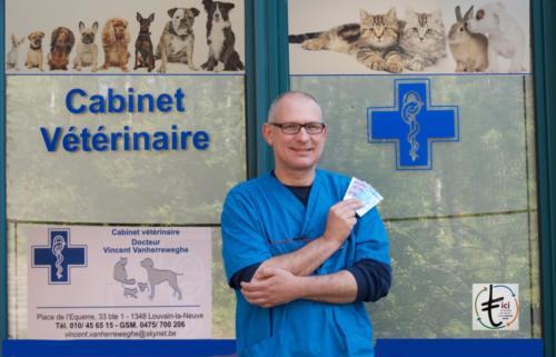 45 Vétérinaire Vincent Vanherreweghe LLN