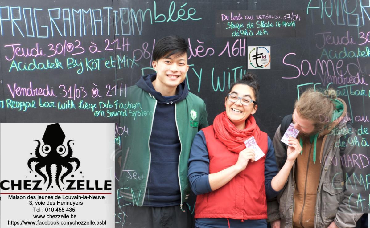 10 Chez Zelle maison jeunes LLN