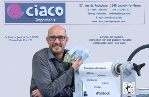 11 Ciaco imprimerie M St Guibert